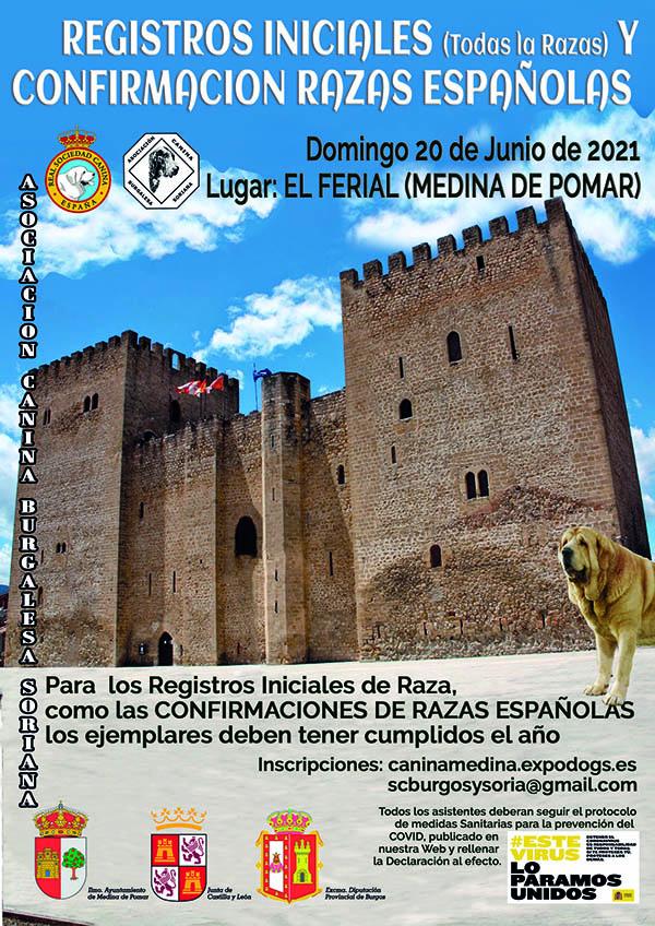 CONFIRMACIONES DE RAZA Y REGISTROS INICIALES